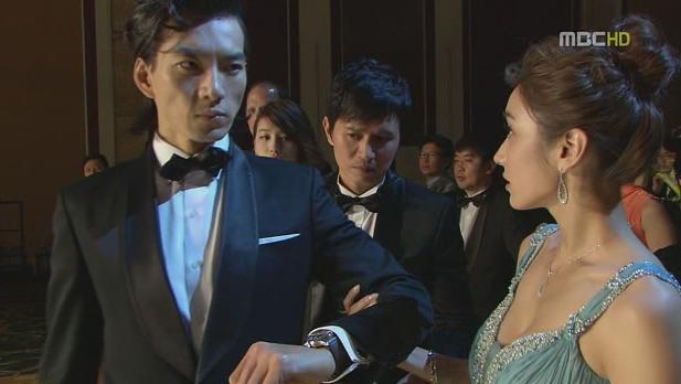 Song Il Gook, Kim Min Jong, Han Chae Young