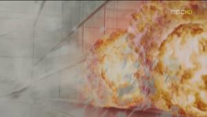 phone bomb explosion
