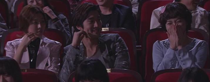 Park Han Byul, Choi Siwon, Chae Rim