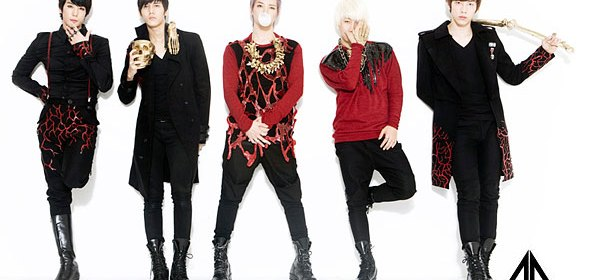 Kimchi, Aoora, Woosang, Juwon, Hoik
