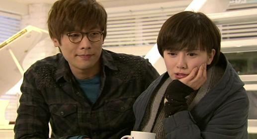 Choi Daniel, Gu Hye Sun