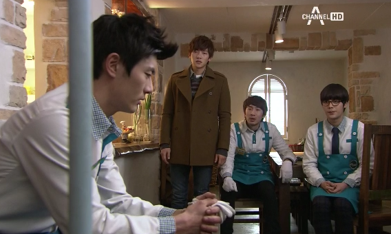 Ji Chang Wook, Lee Gwang Soo, Ji Hyuk
