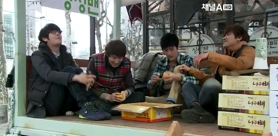 Ji Hyuk, Lee Gwang Soo, Ji Chang Wook