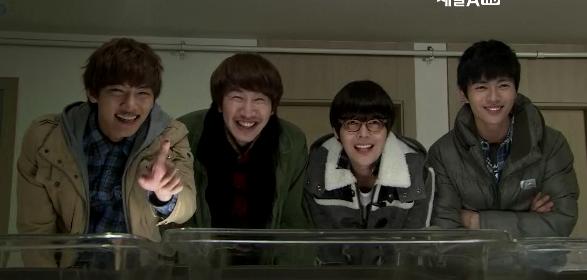 Lee Gwang Soo, Ji Chang Wook, Ji Hyuk