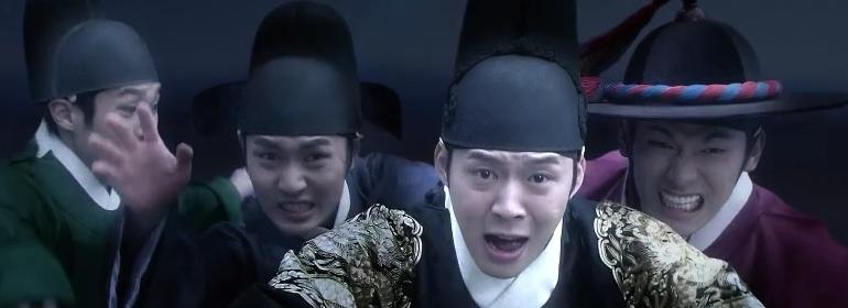 Park Yoochun, Lee Min Ho