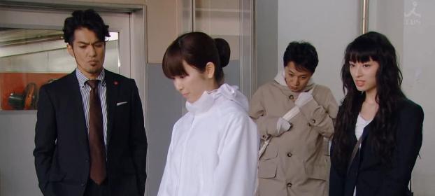 Kuriyama Chiaki, Kitamura Kazkuki, Nakai Masahiro