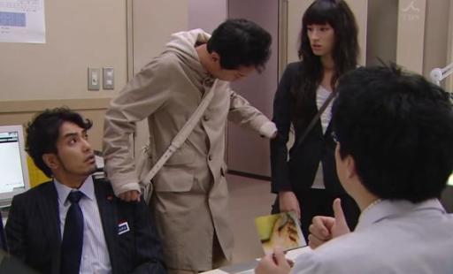 Kitamura Kazuki, Nakai Masahiro, Kuriyama Chiaki
