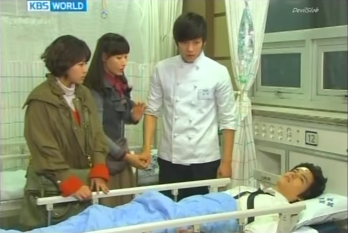 Lee Jang Woo, Oh Ji Eun, Ji Chang Wook, Do Ji Won
