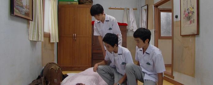Park Gun Tae, Park Ji Bin, Kim Yoo Jung