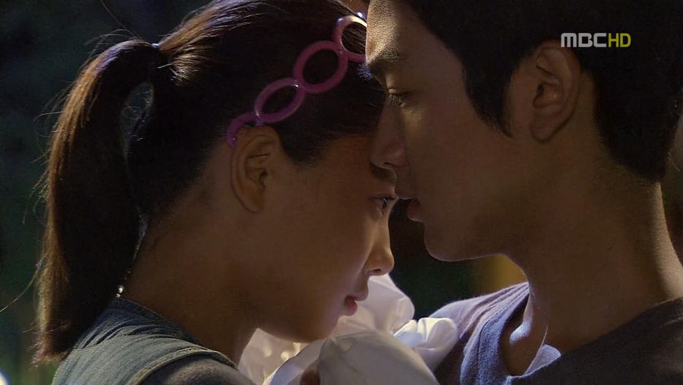 Kim Yoo Jung, Park Gun Tae