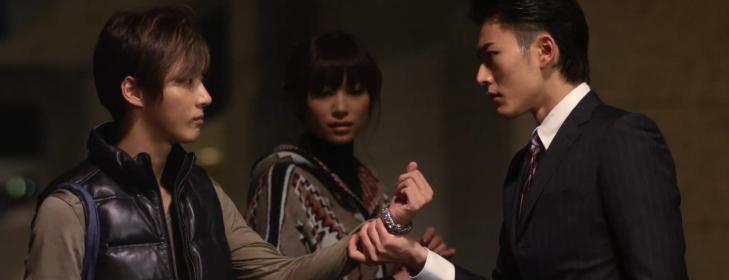 Yoon Si Yoon, Takahashi Yu, Warabino Tomoyo