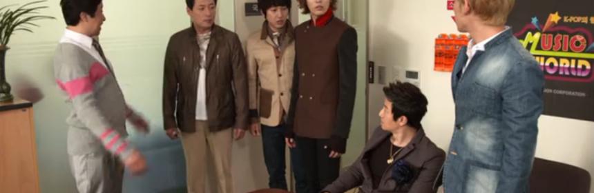 No Min Woo, Park Ki Woong, Lee Hoon