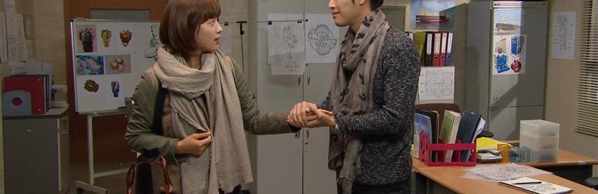 Han Ji Hye, Kim Jae Won