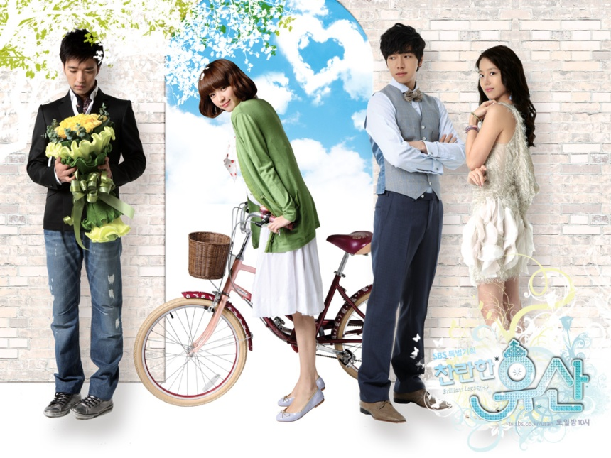 Brilliant Legacy main cast