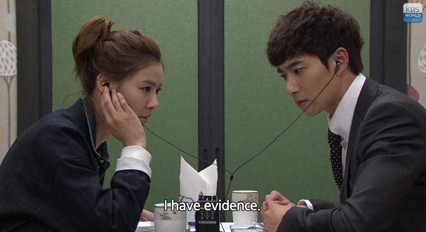 Yoon So Yi, Kim Min Soo