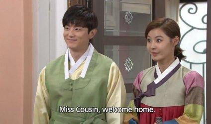 Kwon Yoo, Yoon So Yi