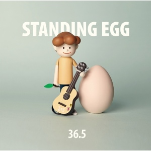 Standing Egg - 36.5