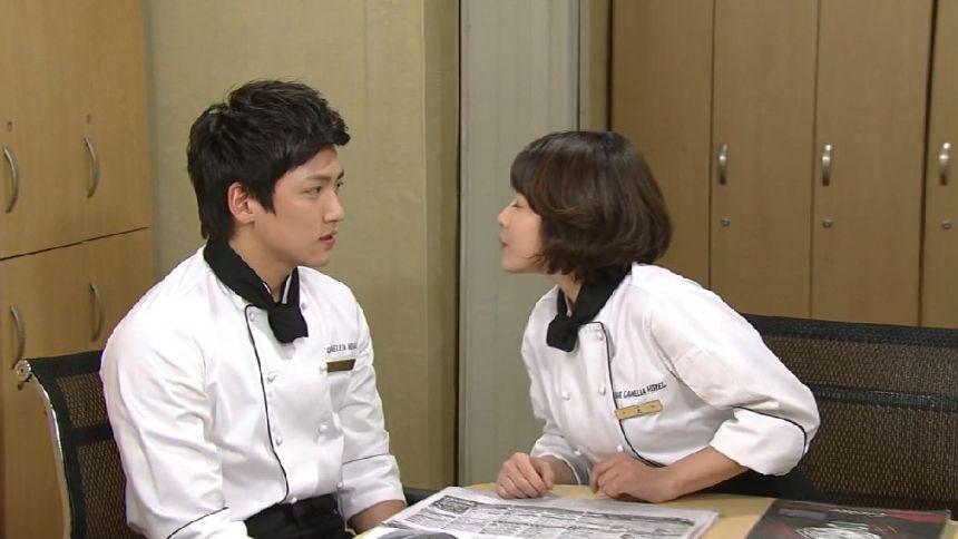 Ji Chang Wook, Oh Ji Eun