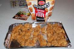 1 Bag Popcorn Chicken