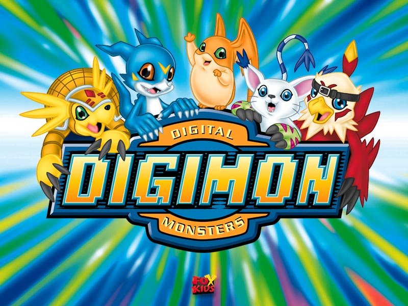 Digimon poster