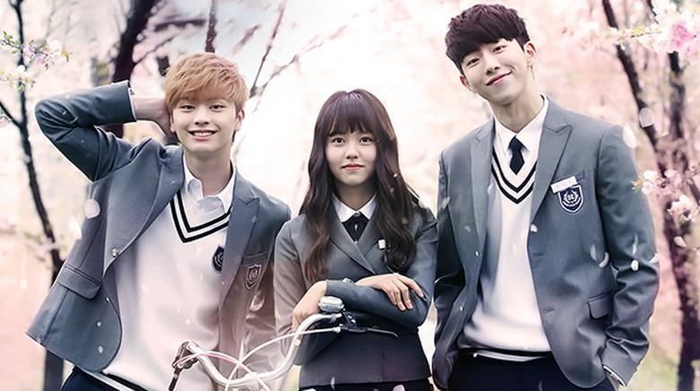 Yook Sung Jae, Kim So Hyun, Nam Joo Hyuk