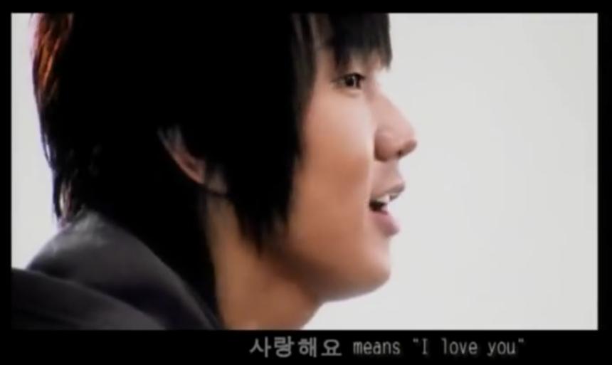 JJ Lin Saranghaeyo MV