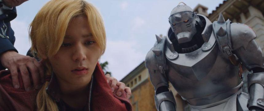 Yamada Ryosuke as Ed Elric