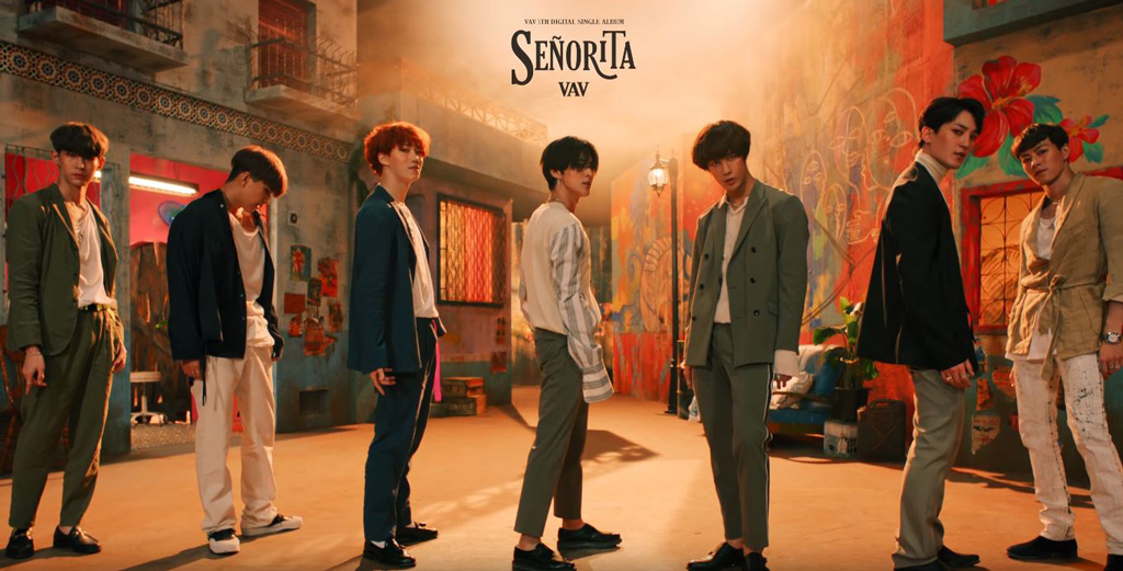 "Music of the Moment: VAV ""Senorita"""