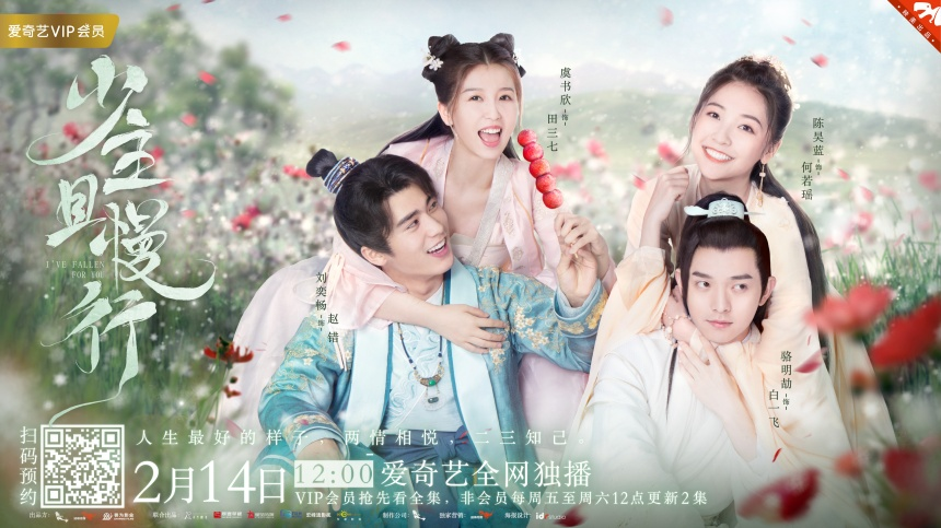 2020 Chinese Drama I've Fallen for You
