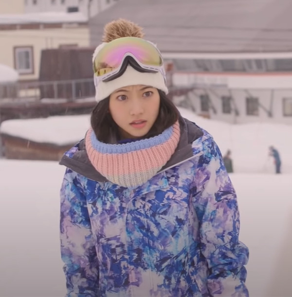 Takeda Rena as Ono Fumino in Onzoshi Boys