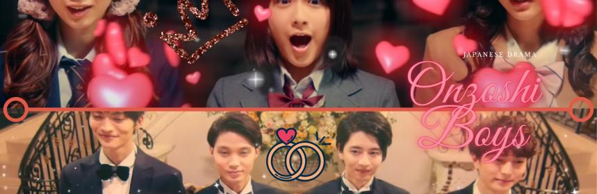 Onzoshi Boys banner